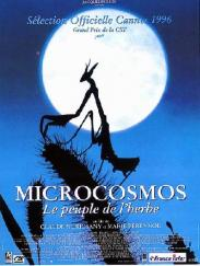 Microcosmos le peuple de l herbe documentaire